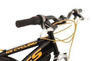 "Mountainbike Fully 26"" Bliss schwarz-gelb – Bild 5"