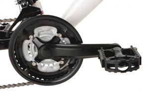 "Mountainbike Fully 26"" Slyder weiss – Bild 2"