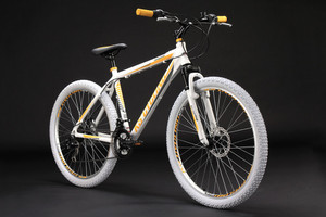 "Mountainbike Hardtail 26"" Compound weiss – Bild 11"