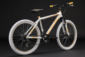 "Mountainbike Hardtail 26"" Compound weiss – Bild 12"