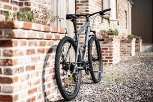 "Mountainbike Hardtail 26"" GTZ anthrazit – Bild 2"