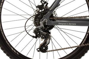 "Mountainbike Hardtail 26"" GTZ anthrazit – Bild 7"