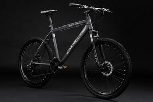 "Mountainbike Hardtail 26"" GTZ anthrazit – Bild 9"