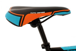 "Rennvelo 28"" Piccadilly schwarz-orange-blau – Bild 8"