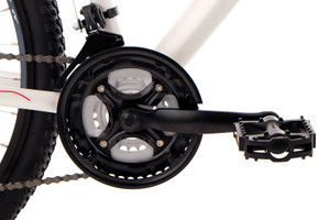 "Mountainbike Hardtail 27,5"" Carnivore weiss – Bild 3"