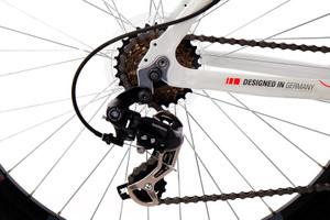 "Mountainbike Hardtail 27,5"" Carnivore weiss – Bild 5"