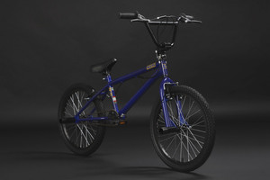 "BMX Bike 20"" Four blau – Bild 11"