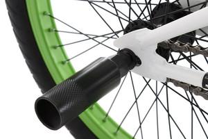 "BMX Bike 20"" Twentyinch weiss-grün – Bild 3"