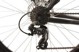 "Mountainbike Hardtail 27,5"" Heist schwarz – Bild 4"