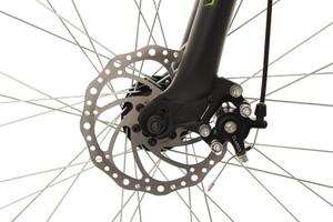 "Mountainbike Hardtail 27,5"" Heist schwarz – Bild 5"