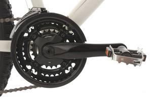 "Mountainbike Hardtail 26"" GTZ weiss-grün – Bild 2"