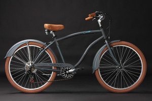 "Beachcruiser 26"" Cruizer anthrazit – Bild 11"
