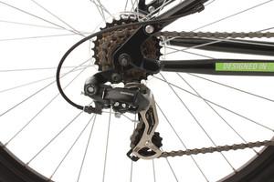 "Mountainbike Fully 29"" Slyder schwarz – Bild 3"