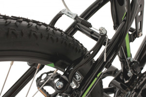 "Mountainbike Fully 29"" Slyder schwarz – Bild 7"