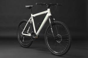 "Mountainbike Hardtail 26"" GTZ weiss-grün – Bild 11"