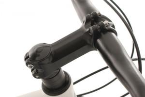 "Mountainbike Hardtail 26"" GTZ weiss-grün – Bild 4"