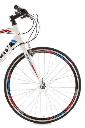 "Fitnessbike Alu 28"" Velocity 21 Gänge weiss – Bild 13"