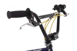 "BMX Bike 20"" Hedonic blau-gelb – Bild 5"