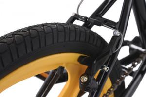 """BMX Bike 20"""" Xtraxx schwarz-gelb – Bild 7"""