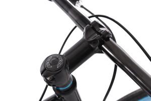 "Fixie Fitnessbike 28"" Pegado schwarz-blau – Bild 4"