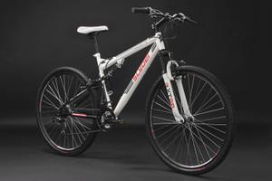 "Mountainbike Fully 29"" Slyder weiss – Bild 11"