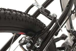 "Mountainbike Fully 29"" Slyder weiss – Bild 7"