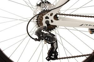 "Mountainbike Hardtail 29"" Heist weiss – Bild 3"