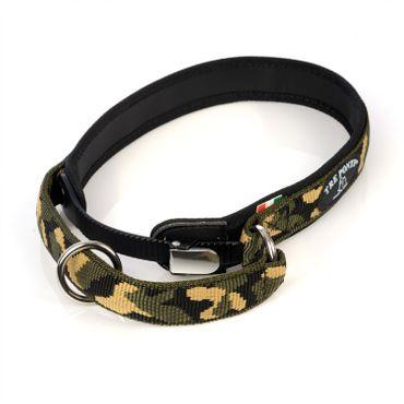 Tre Ponti  Halsband Primo camouflage 46 - 56 cm