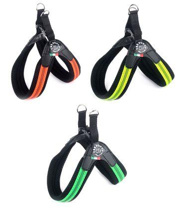 Tre Ponti Easy Fit Soft Mesh Fluo Pop mit Click-Verschluss div. Größen und Farben