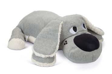 Beeztees Puppy Xl-Cuddle Toy Boomba, 70x40cm Grau – Bild 1