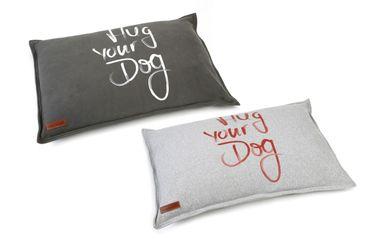 Beeztees Kissen Hug Your Dog 100x70 In 2 Farben