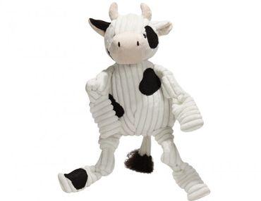 HuggleHounds Barnyard Knotties, Cow groß 37 x 19 x 15