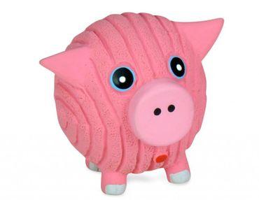 HuggleHounds Ruff-Tex Hamlet, the Pig groß 14 x 11 x 11