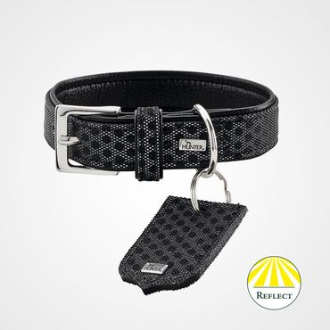 Hunter Halsband Hella Reflect 30 schwarz – Bild 4