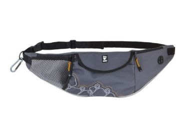 Hurtta Action Belt Belohnungstasche, grau