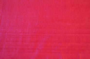 """Indische Dupion-Seide """"pink"""", 100% Seide handgewebt in ca. 110cm Breite – Bild 2"""