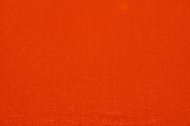 "Original Shweshwe Baumwollstoff ""Orange"" orange, in 90cm Breite"