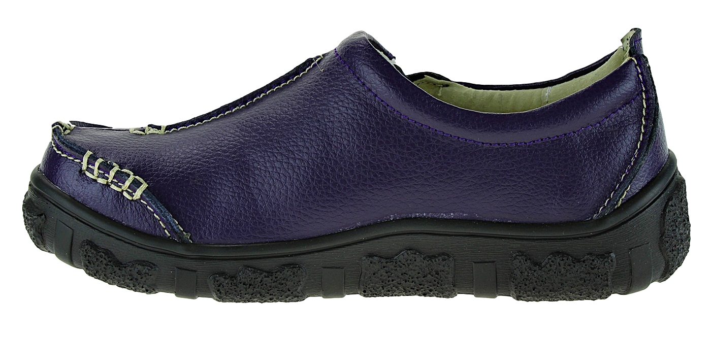 art 927 Sneaker Schuhe Skater Schnürer Boots LEDER Damen