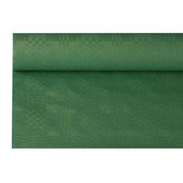 1 Papier-Tischdeckenrolle, dunkelgrün, 120 cm x 8 m, 18599