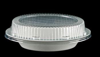 """600 Salatschalen """"B3"""" mit Deckel, rund, weiß, 750 ml"""