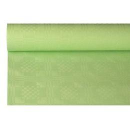 1 Papier-Tischdeckenrolle, pastellgrün, 120 cm x 8 m, 18600