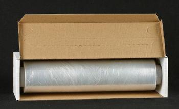 6 Rollen Frischhaltefolie 30cm x 300m, mit Box