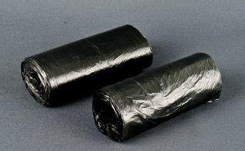 Müllbeutel 30 ltr., HDPE, grau, 50x60cm, 20Rll. á 50St.