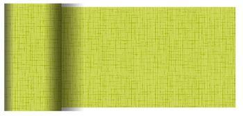 1 Dunicel® Tischläufer Linnea kiwi, 0,15 m x 20m, 178416