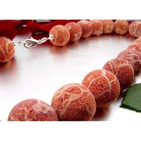 Kette-aus-echten-Korallen-rot-orange
