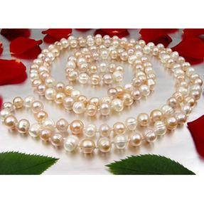 Lange-Kette-aus-Perlen-multicolor