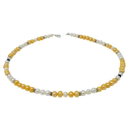 Halskette-aus-Perlen-und-Onyx-schwarz-weiß