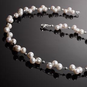 Perlenkette-3-reihig
