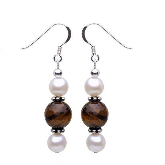 Ohrringe-aus-Tigerauge-und-Perlen-und-925-Silber