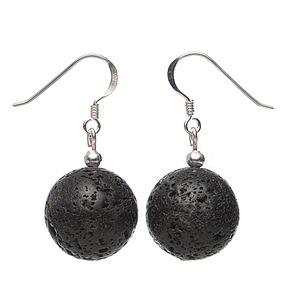 Ohrringe-aus-Lava-und-925-Silber